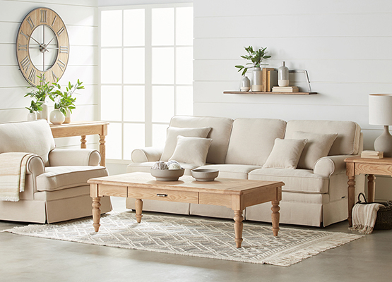 Traditional furniture style