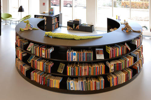 Library Furniture Manufacturers In India