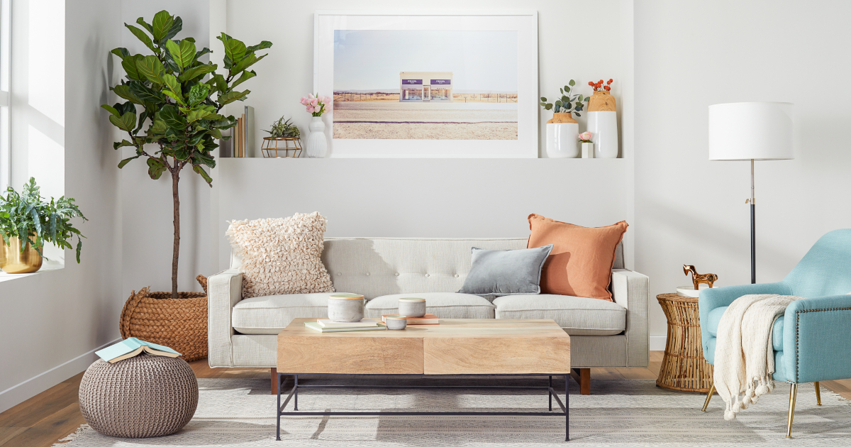 How To Decorate Your Living Room Living Room Ideas On A Budget